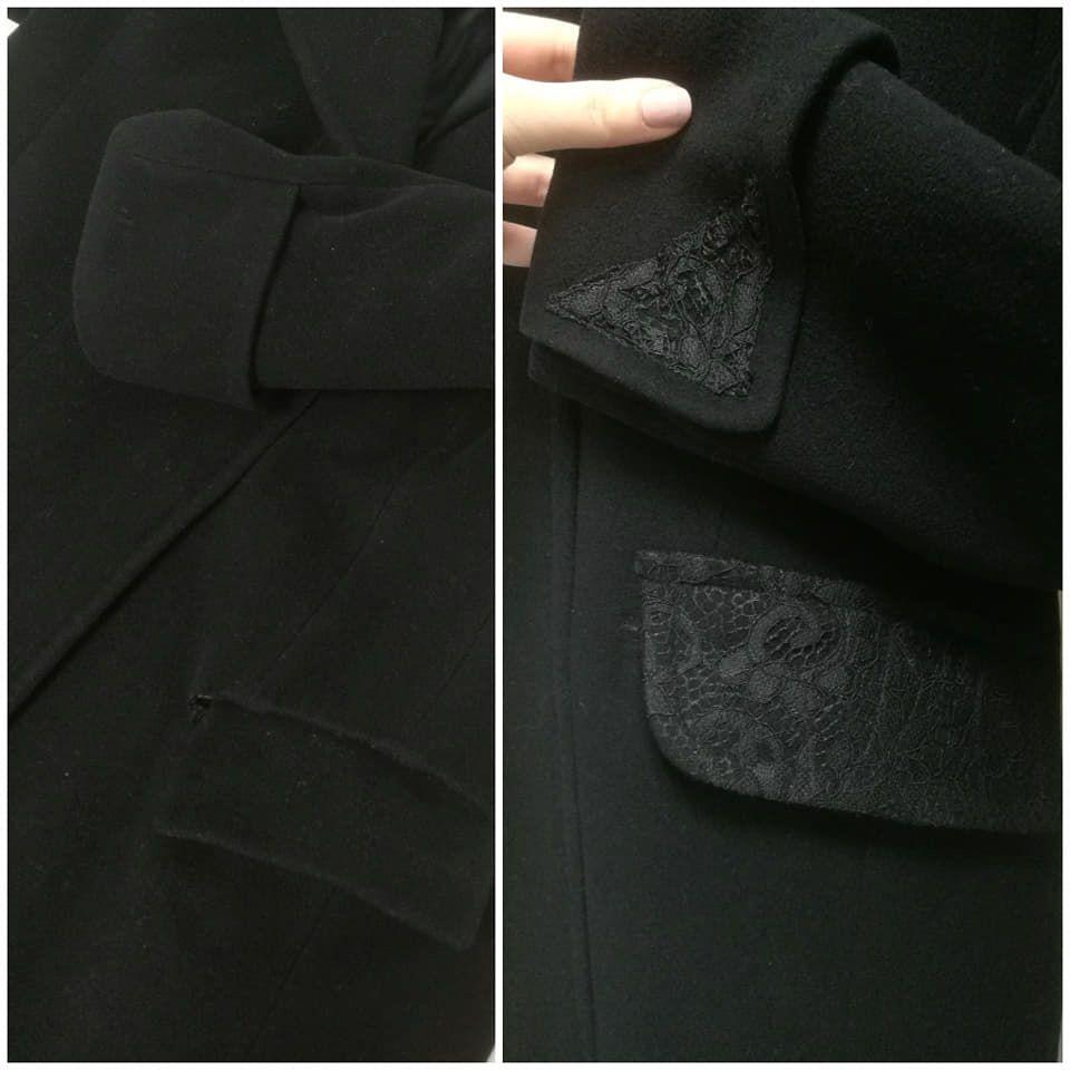 Krojački popravak kaputa