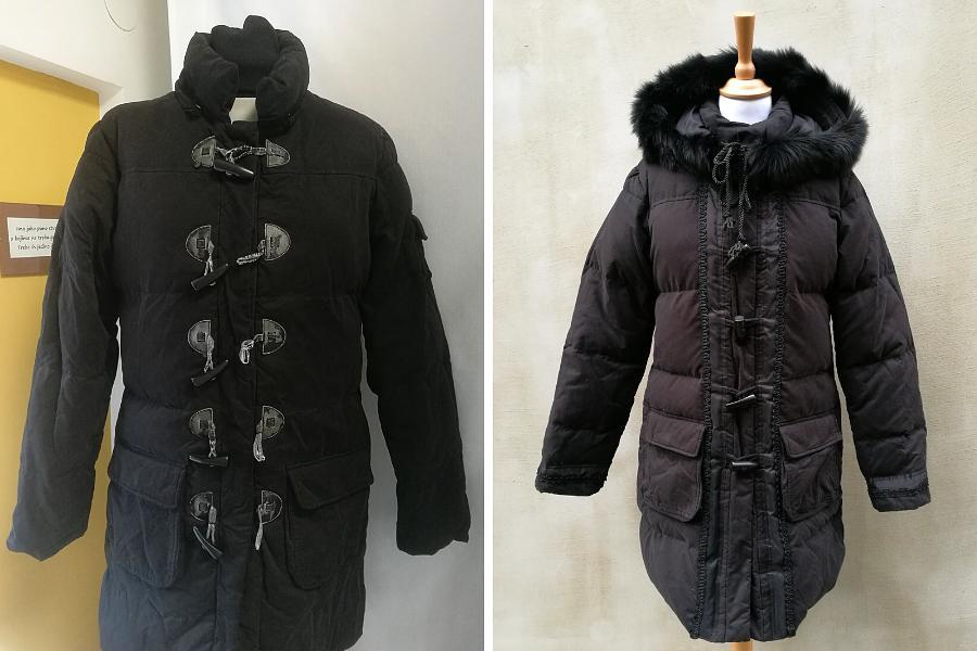 Krojački popravak pernate jakne