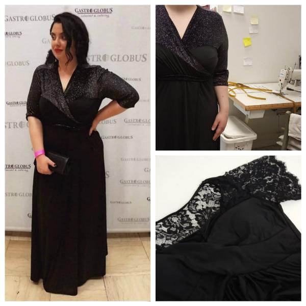 Redizajn stare haljine u maturalnu haljinu