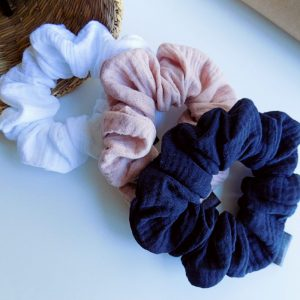 Oversize scrunchie gumice za kosu