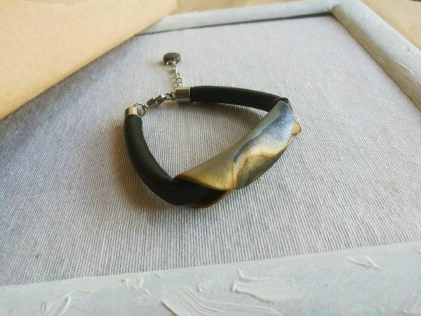 Narukvica Minimal u zlatno srebrnoj boji